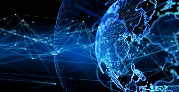 Global,Communication,Network,Concept.